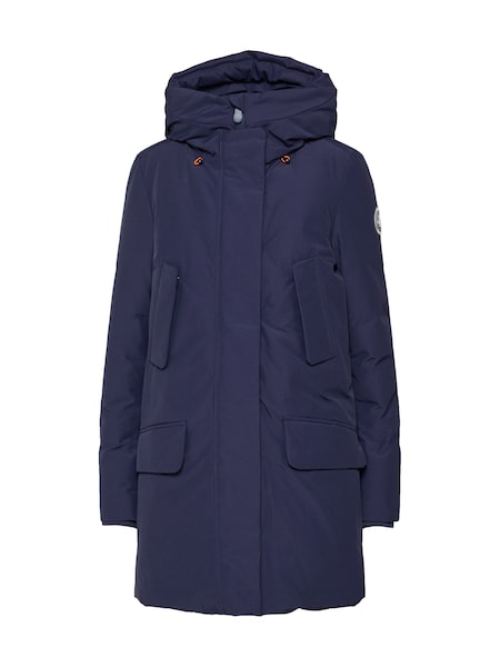 Jacken - Parka 'CAPPOTTO CAPPUCCIO' › SAVE THE DUCK › navy  - Onlineshop ABOUT YOU