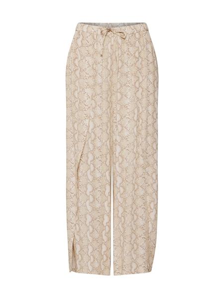 Hosen für Frauen - Hose 'Allie' › Cream › greige  - Onlineshop ABOUT YOU