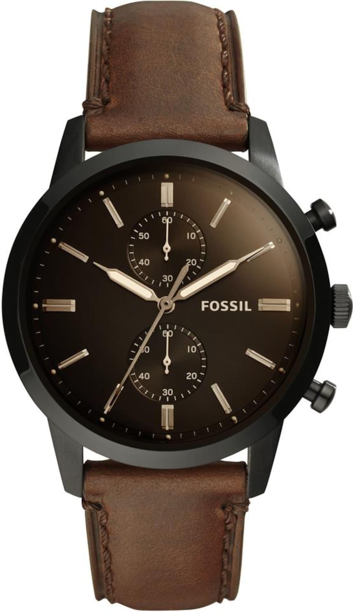 Chronograph-Uhr 'TOWNSMAN'   Uhren   Fossil