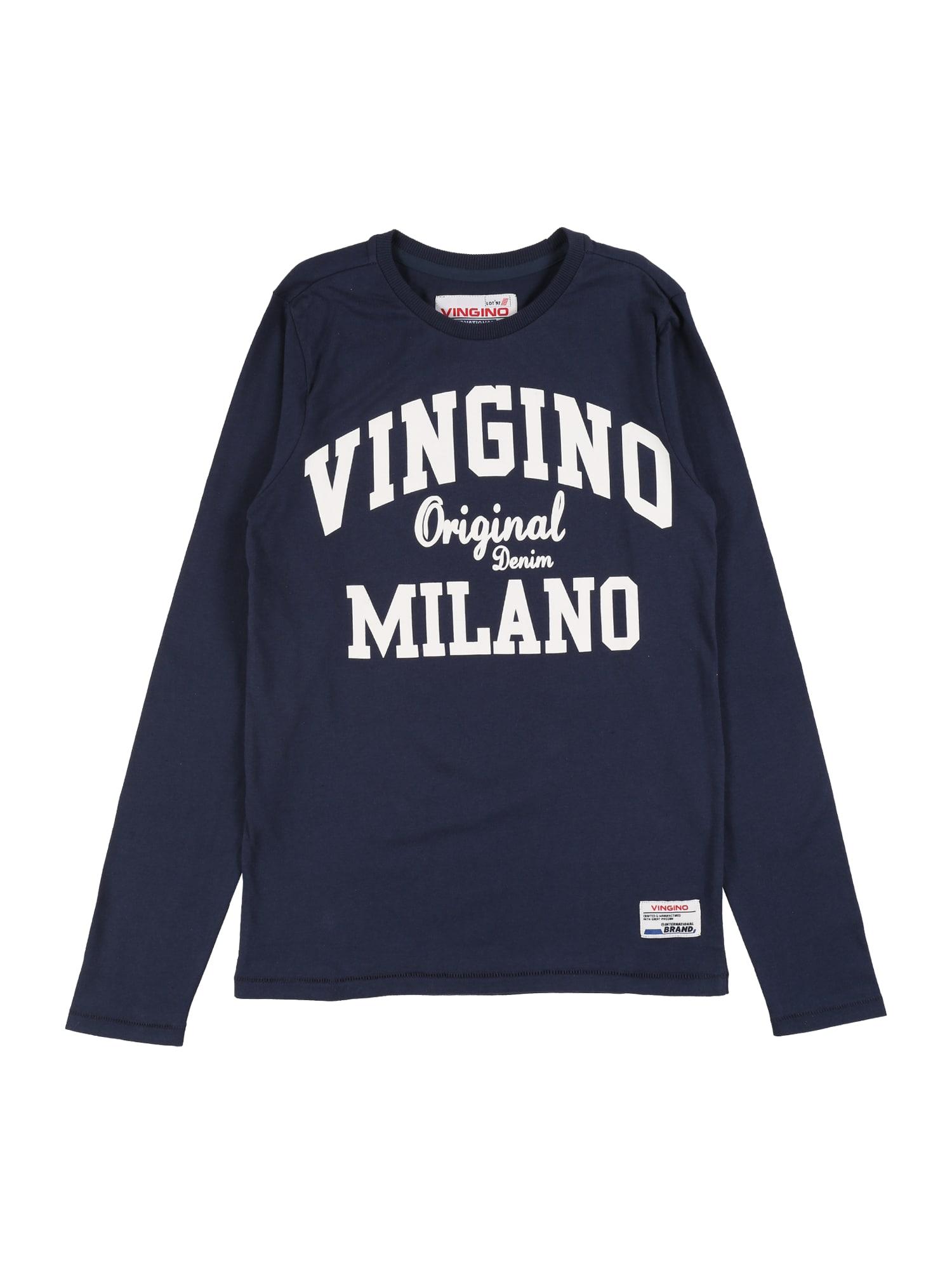VINGINO Tričko 'Jerny'  tmavě modrá