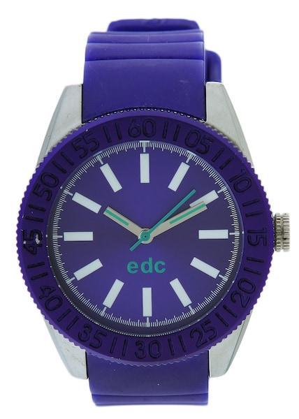 Uhren für Frauen - ESPRIT Armbanduhr mit Dornschließe lila  - Onlineshop ABOUT YOU
