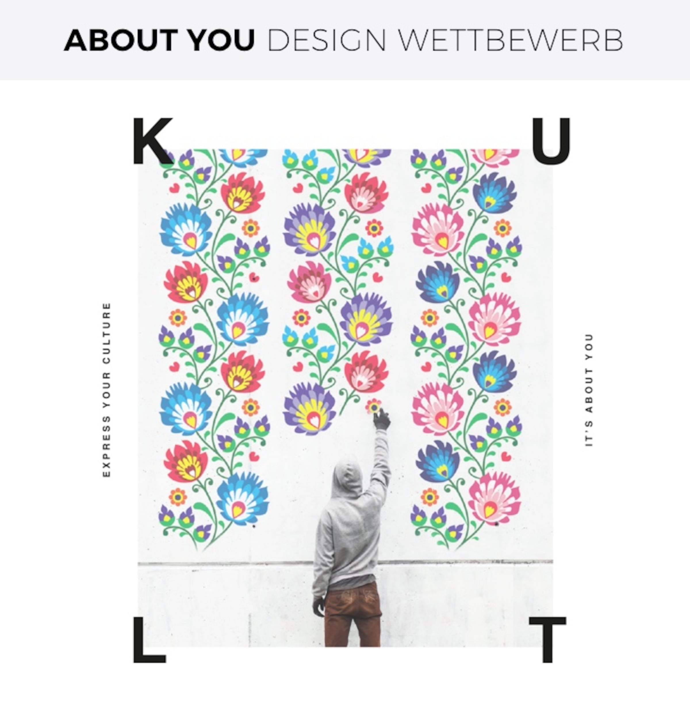 ABOUT YOU Design Wettbewerb