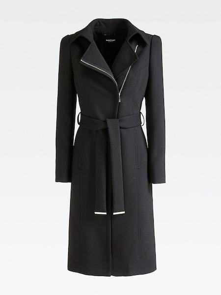 Jacken für Frauen - MARCIANO LOS ANGELES Mantel schwarz  - Onlineshop ABOUT YOU