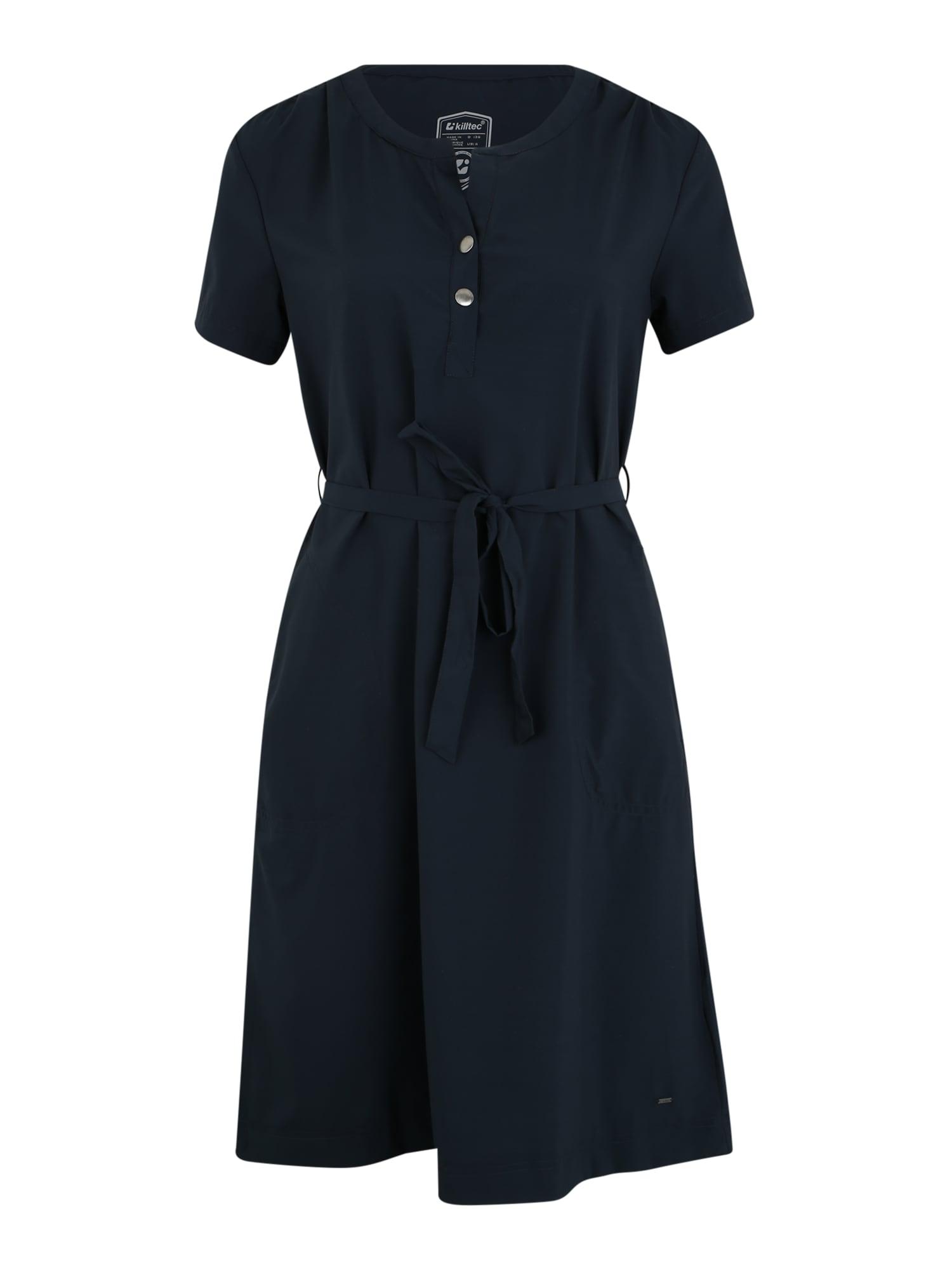 KILLTEC Sportinė suknelė 'Ebba' tamsiai mėlyna