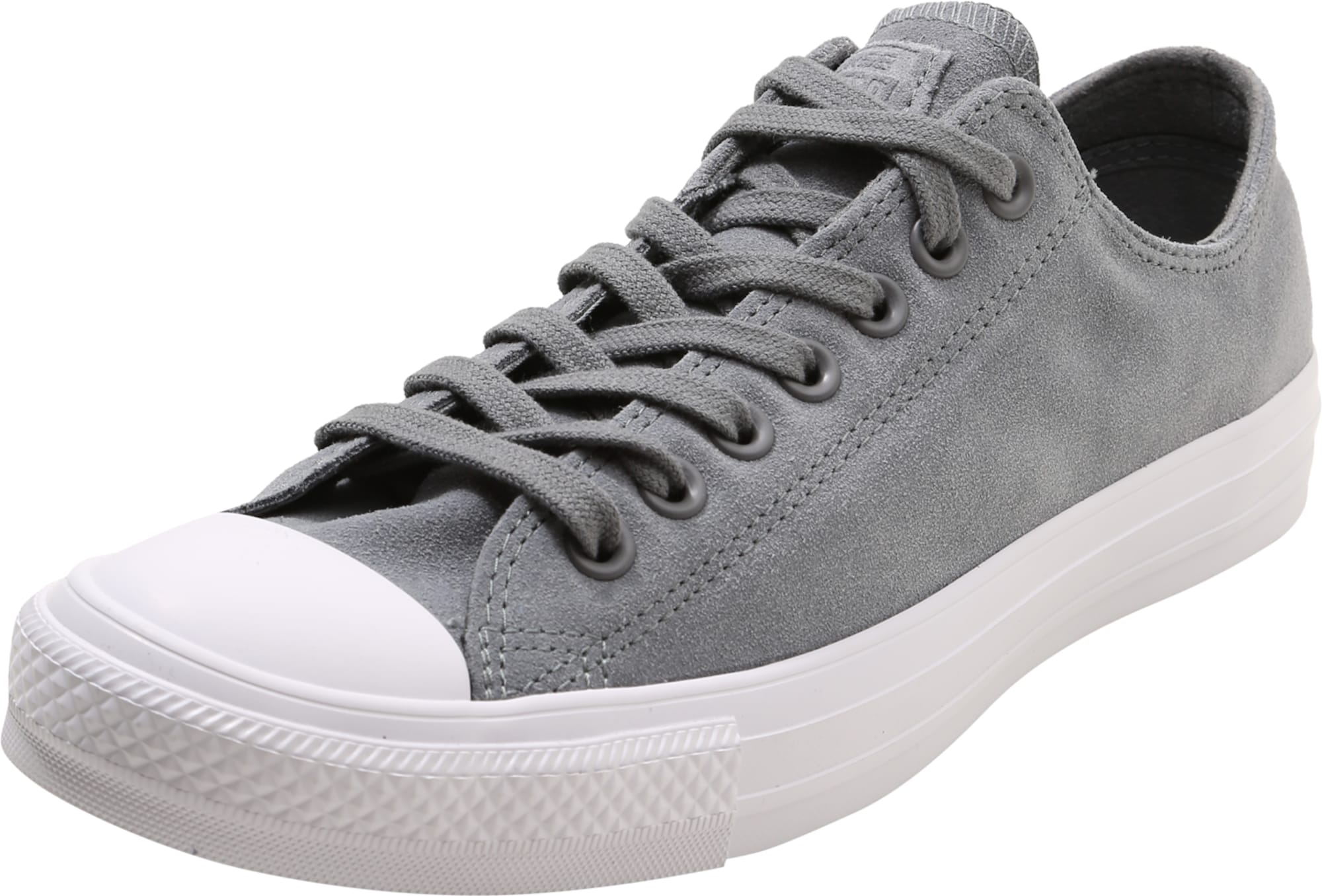 converse sneaker 39 chuck taylor all star ox 39 in grau. Black Bedroom Furniture Sets. Home Design Ideas