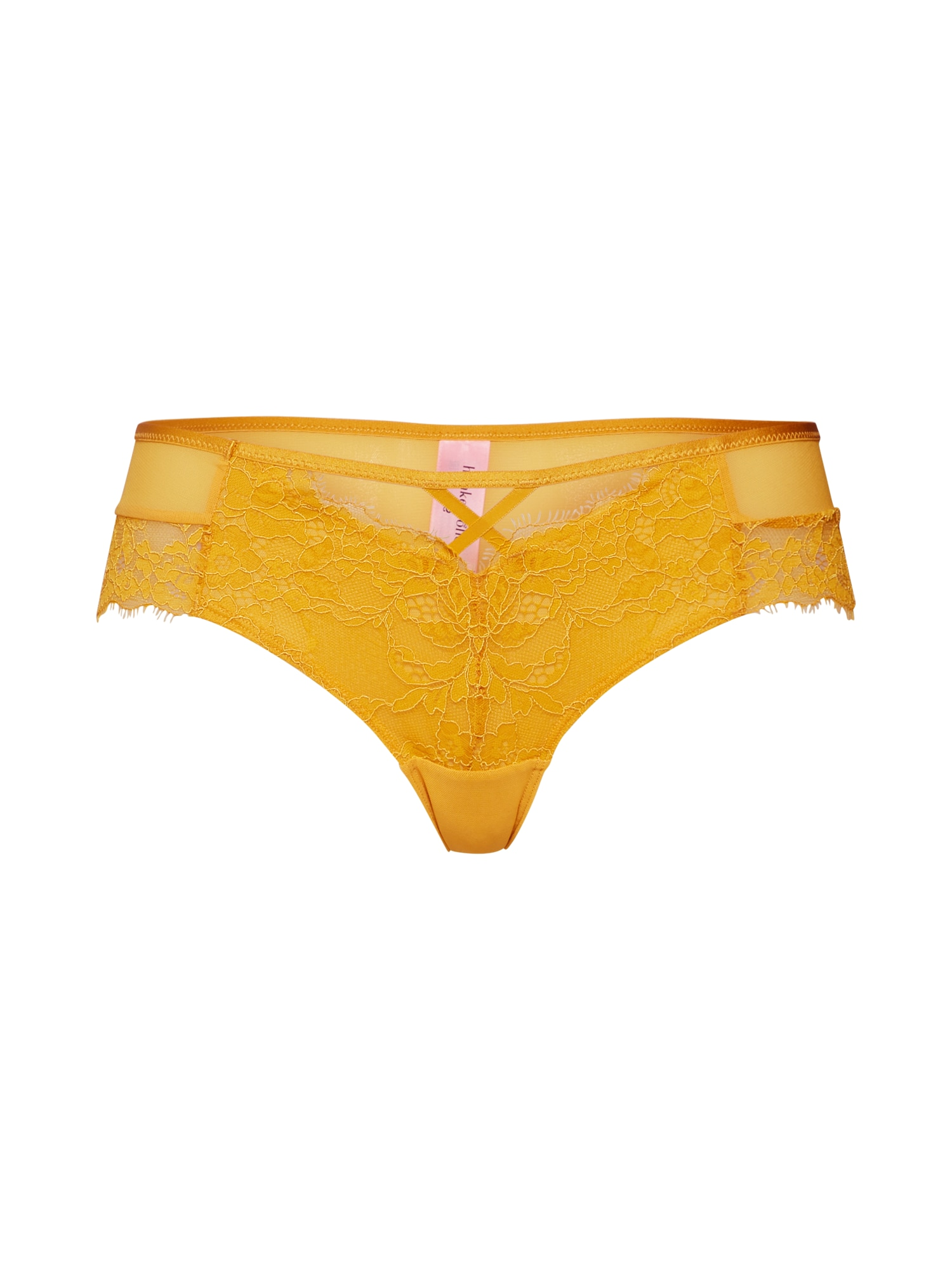 Hunkemöller Moteriškos kelnaitės 'Imogen' auksas / geltona