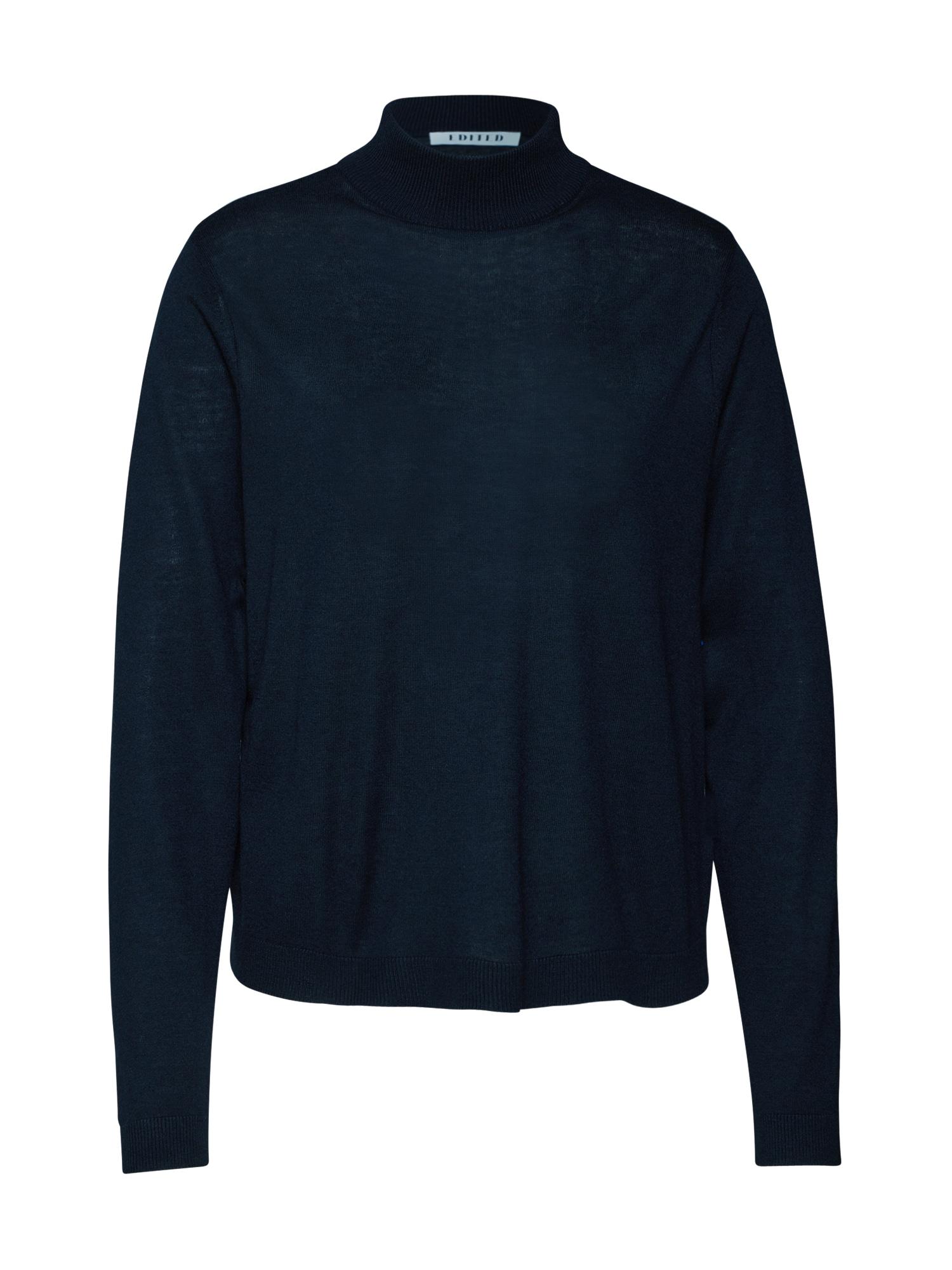 EDITED Megztinis 'Antoine' tamsiai mėlyna