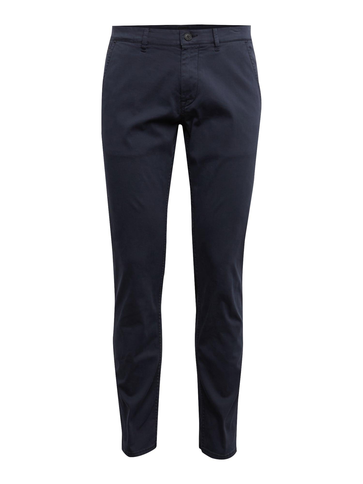 """BOSS """"Chino"""" stiliaus kelnės tamsiai mėlyna"""