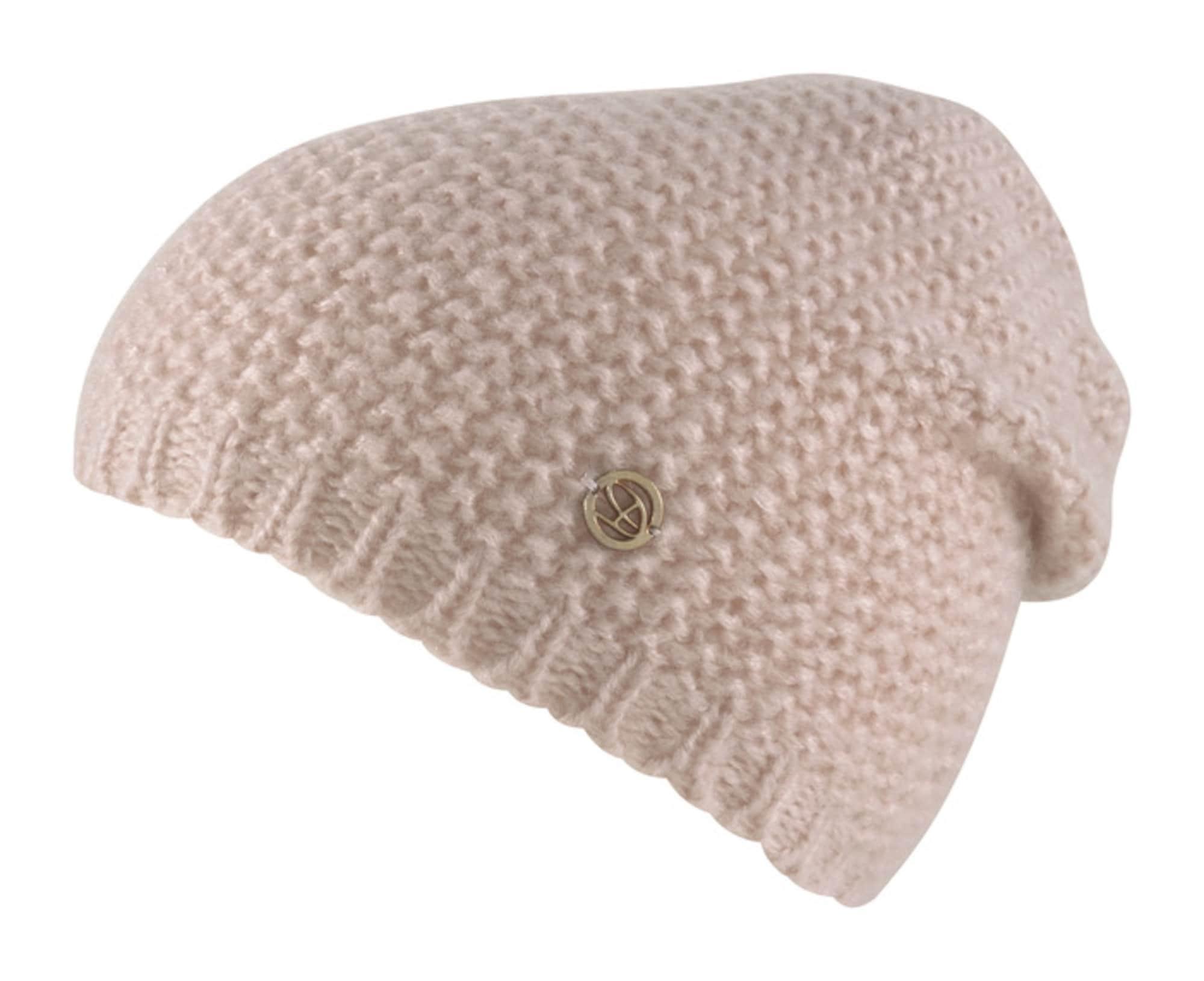 heine Megzta kepurė rožinė