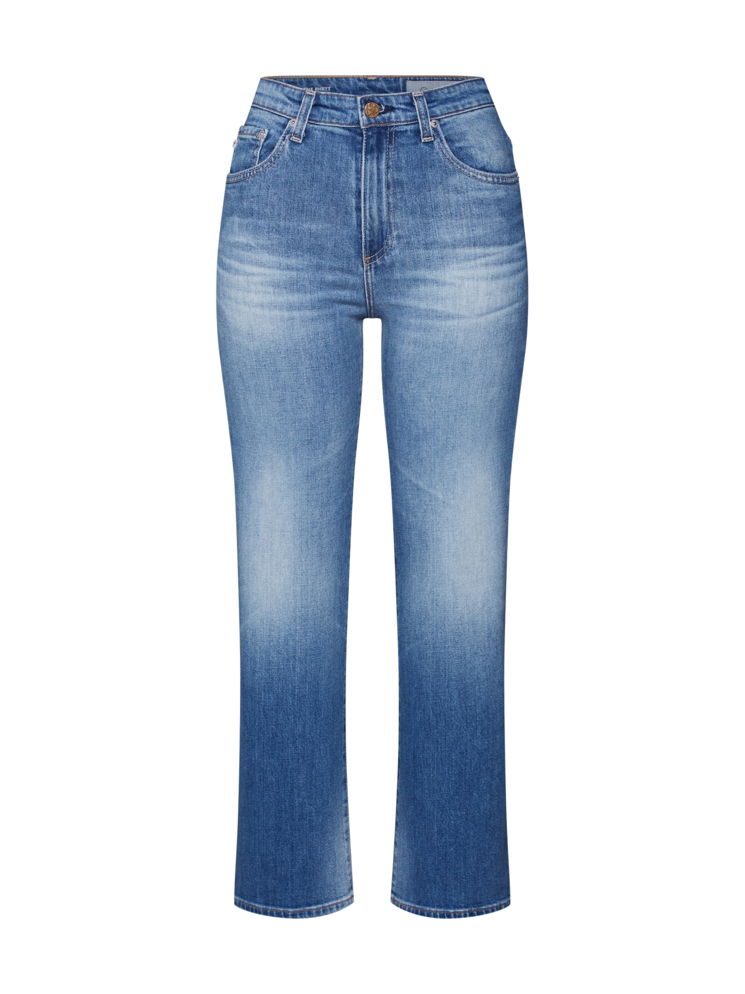 AG Jeans Džinsai 'Rhett' tamsiai (džinso) mėlyna