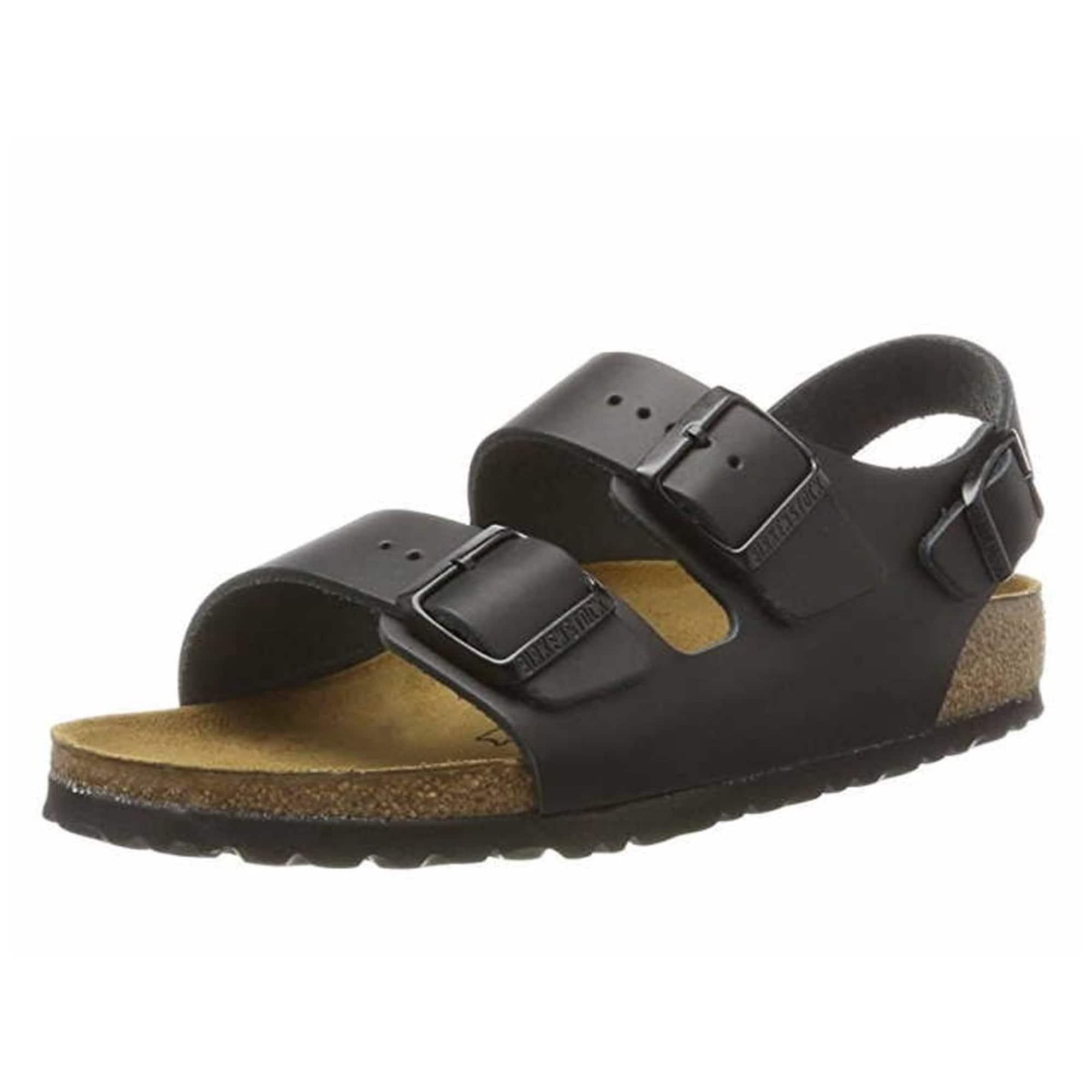 BIRKENSTOCK Sandalai juoda