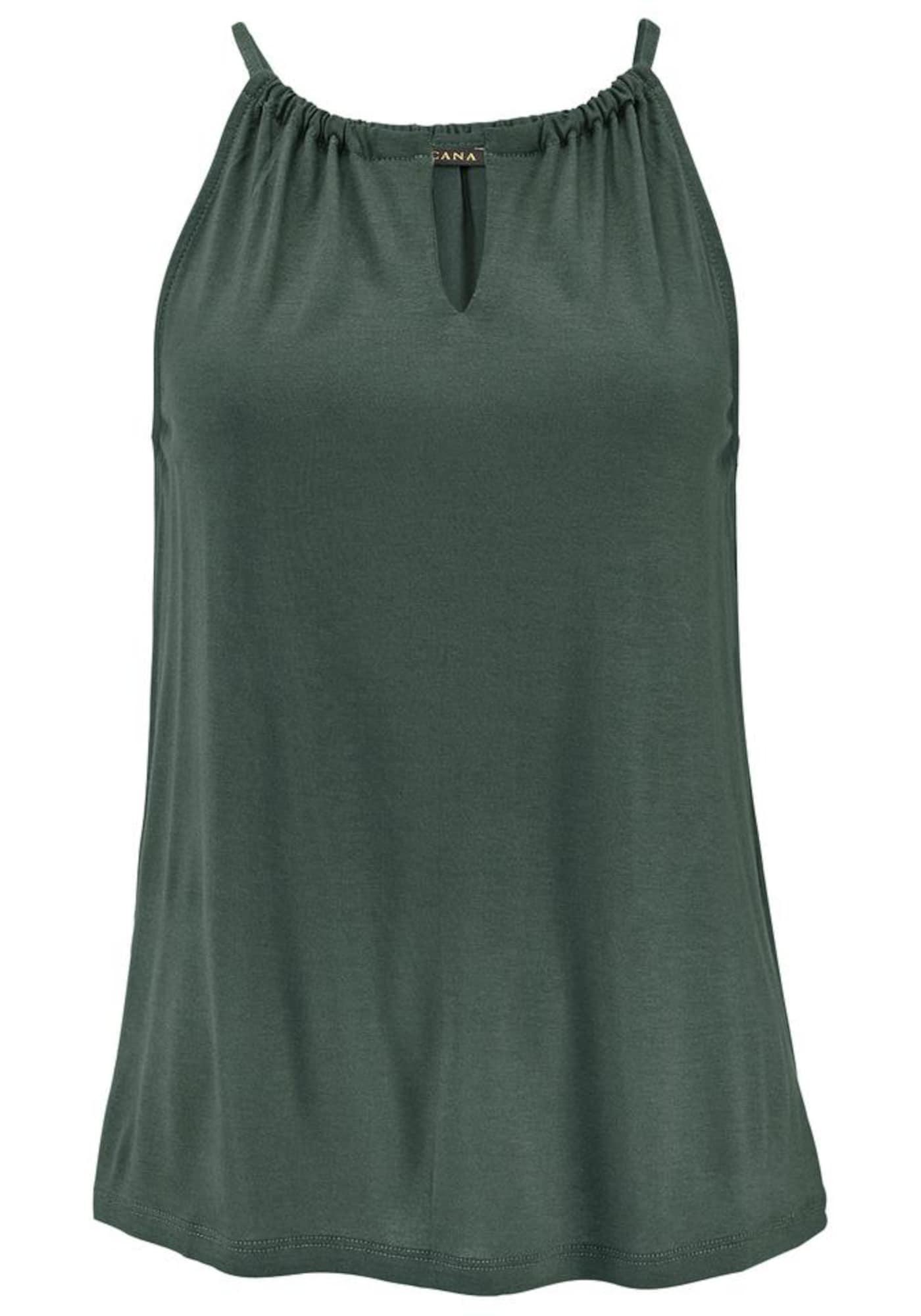 LASCANA Top  smaragdová