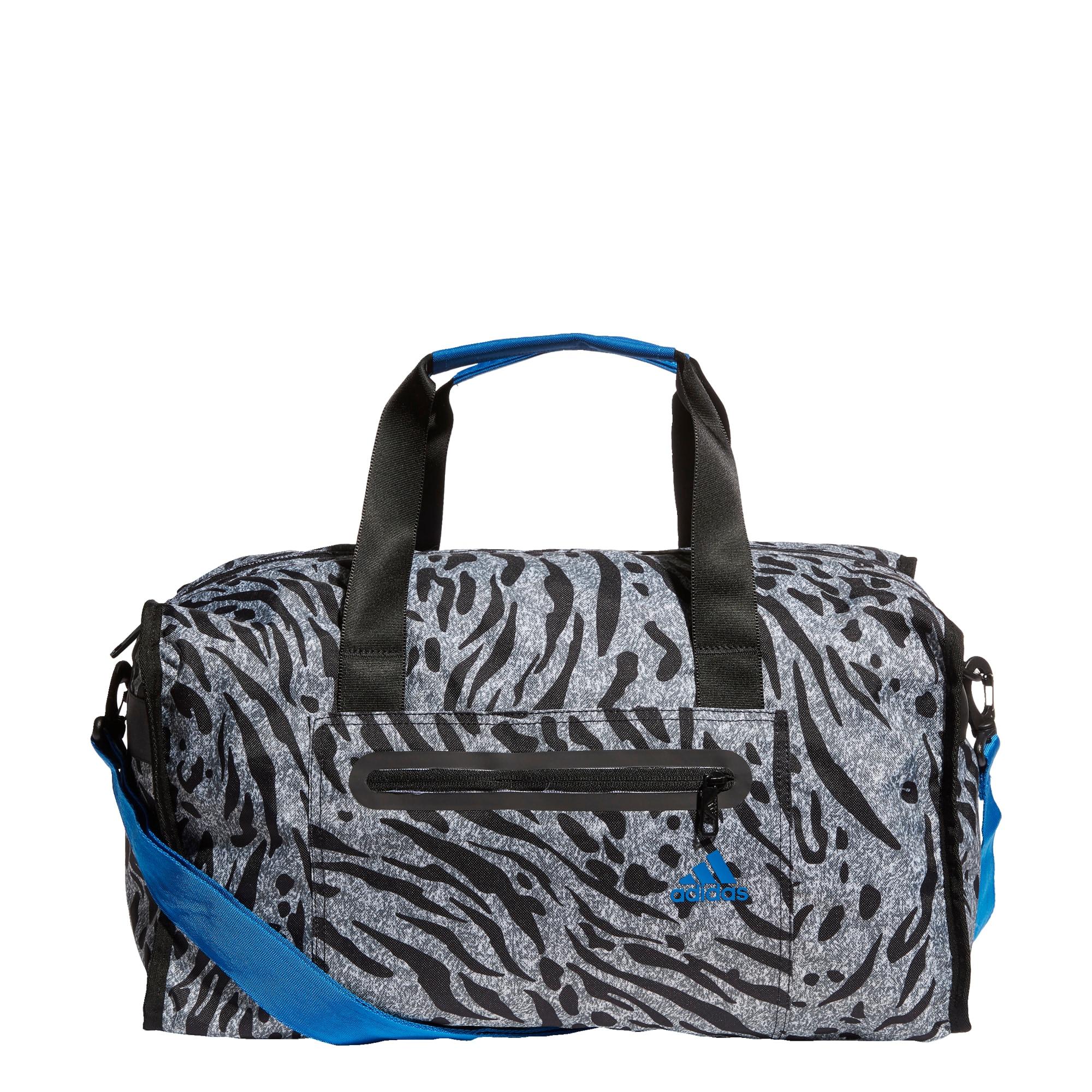 ADIDAS PERFORMANCE Sportinis krepšys dangaus žydra / pilka / juoda