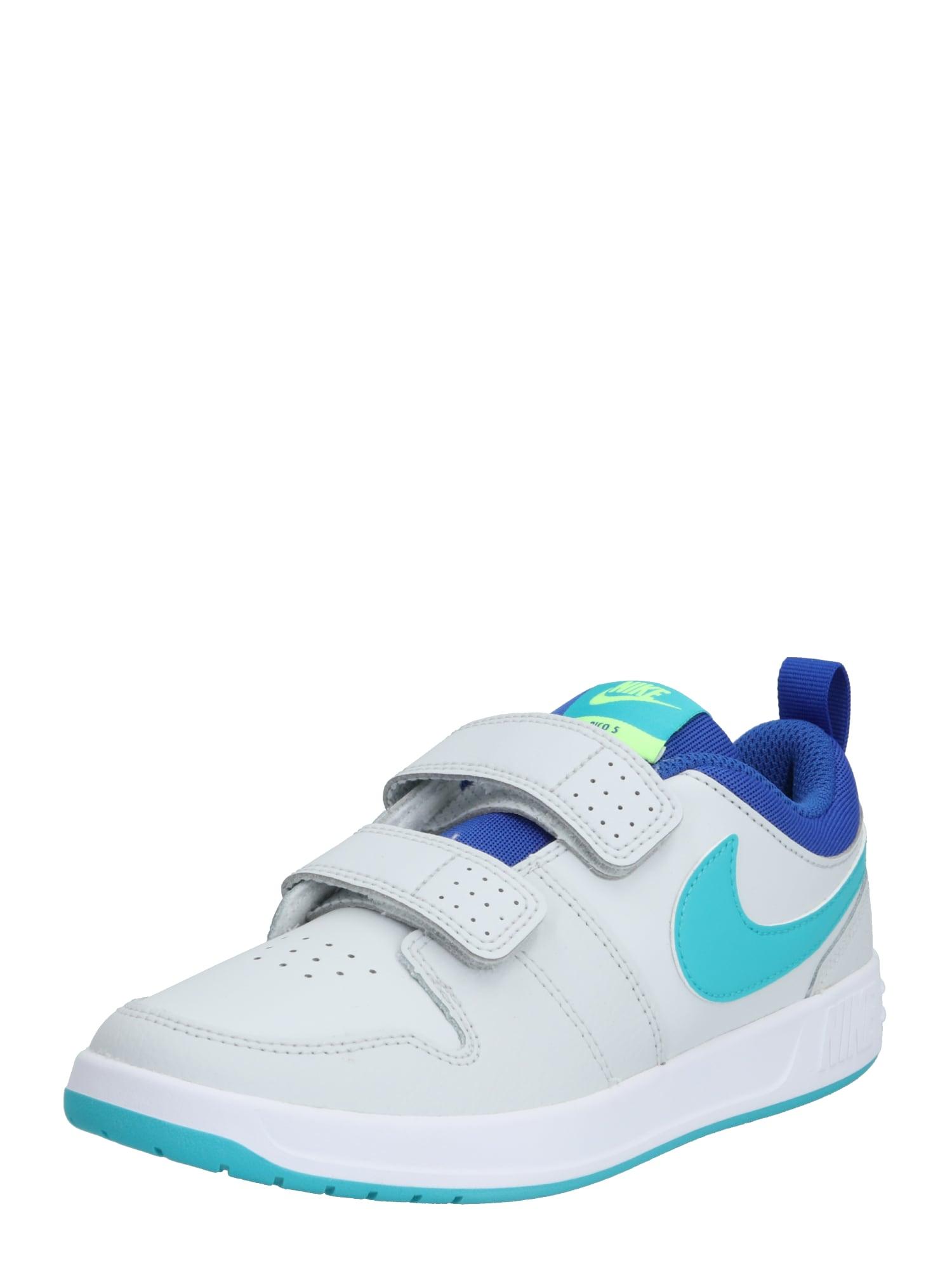 Nike Sportswear Sportcipő 'PICO 5'  kék / fehér