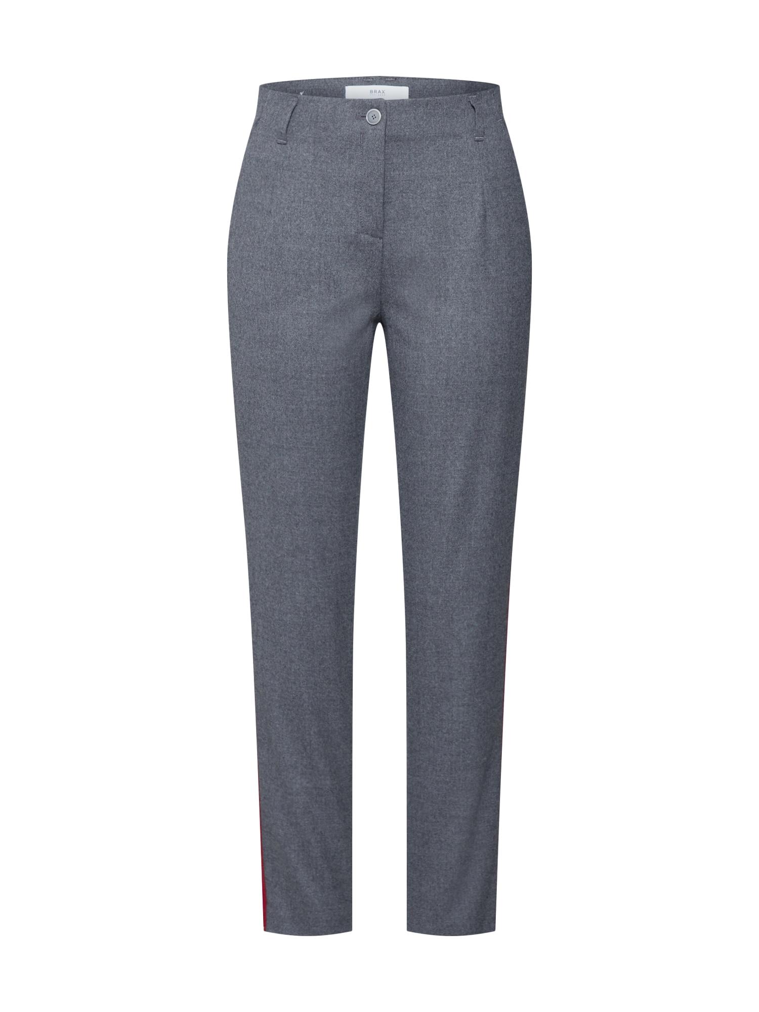 BRAX Chino stiliaus kelnės 'Mel S' pilka