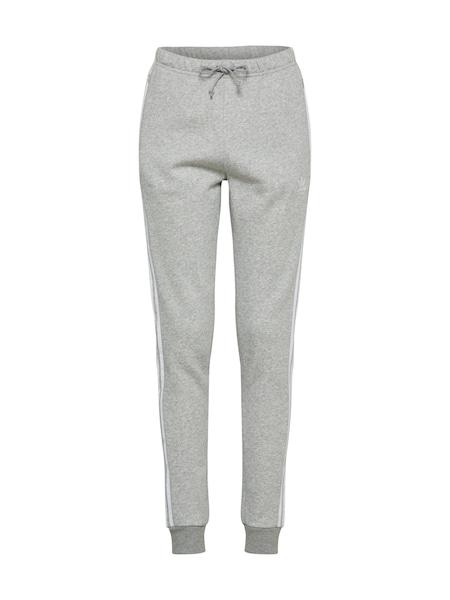 Hosen für Frauen - ADIDAS ORIGINALS Hose grau weiß  - Onlineshop ABOUT YOU