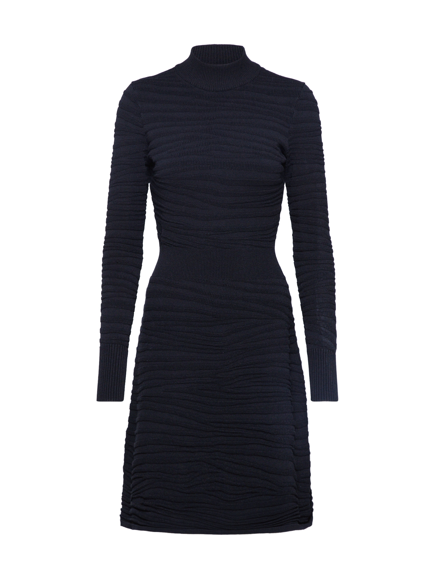 HUGO Megzta suknelė 'Sumeeya' juoda