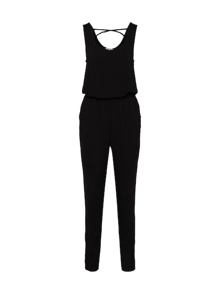 Hosen für Frauen - TOM TAILOR DENIM Jumpsuit schwarz  - Onlineshop ABOUT YOU