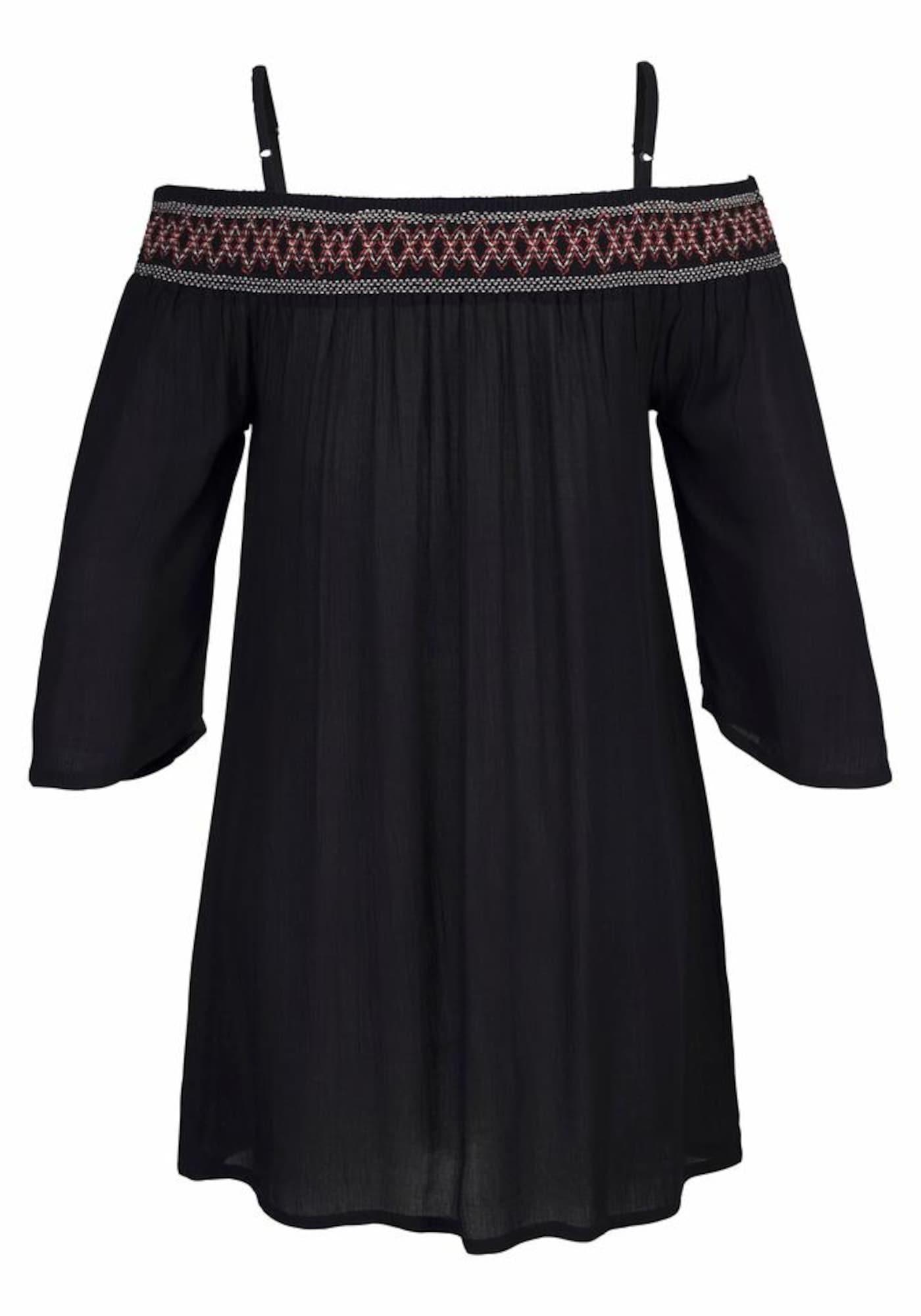 s.Oliver Paplūdimio suknelė juoda