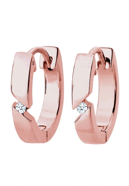 Ohrringe für Frauen - Diamore Ohrringe rosegold transparent  - Onlineshop ABOUT YOU