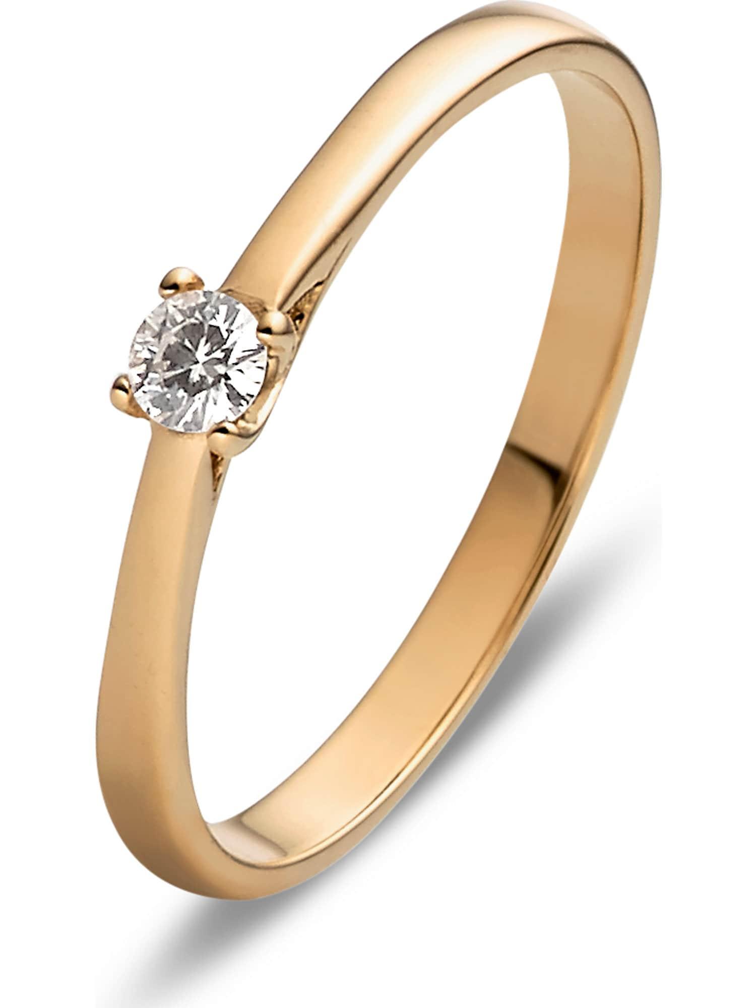 Damen Christ Ring braun, gold, pink,  weiß, rot, rot,  schwarz | 04006175724136