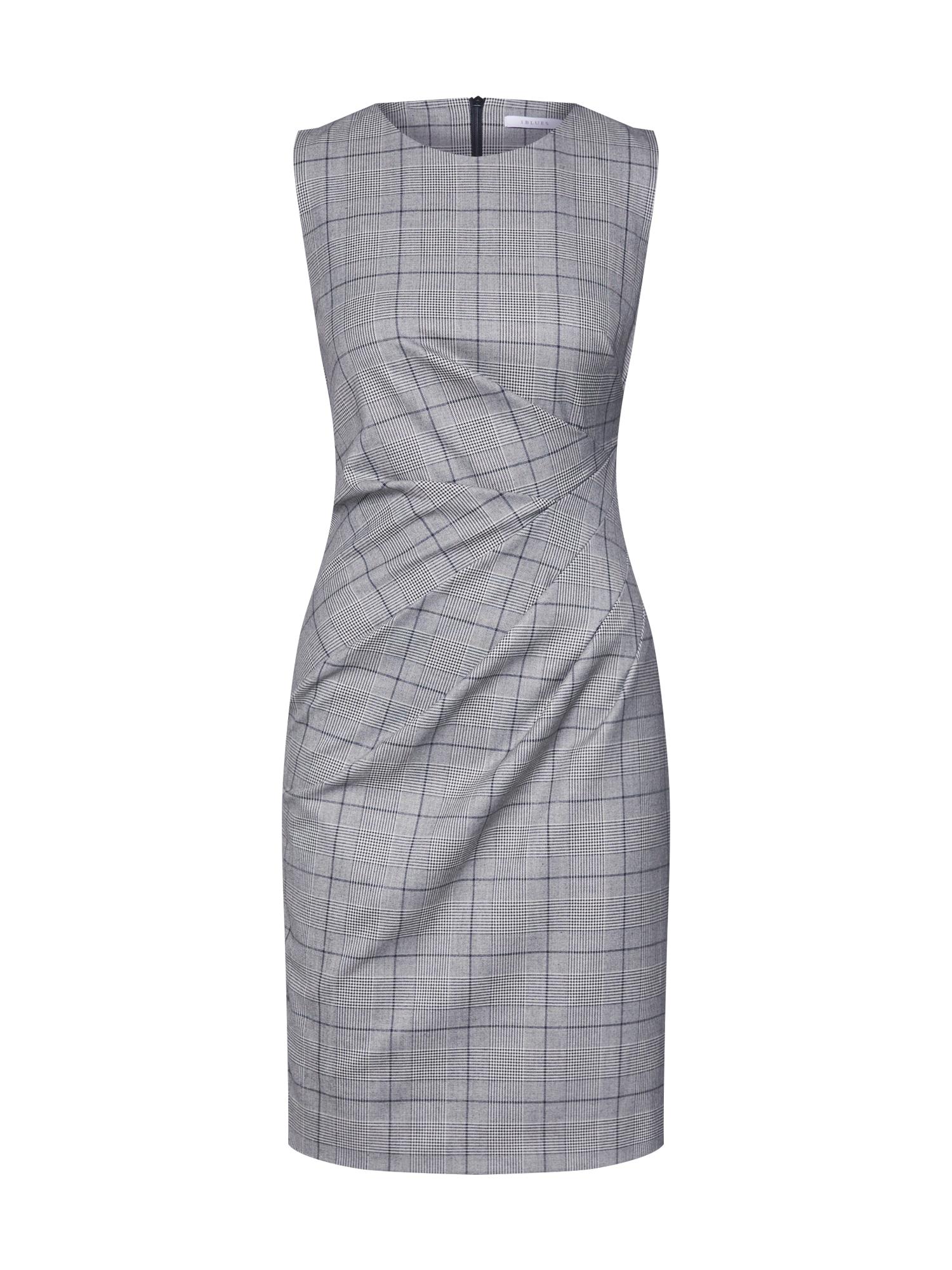 Pouzdrové šaty TROTTO šedá IBlues