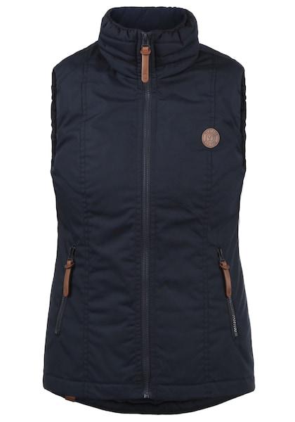 Jacken für Frauen - Desires Kurzweste 'TIlia' nachtblau  - Onlineshop ABOUT YOU