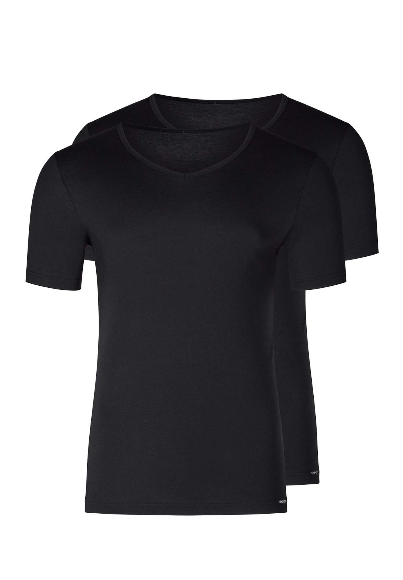 Skiny Apatiniai marškinėliai juoda