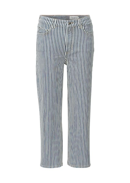 Hosen - Jeans 'Tomma' › Marc O'Polo DENIM › blue denim weiß  - Onlineshop ABOUT YOU