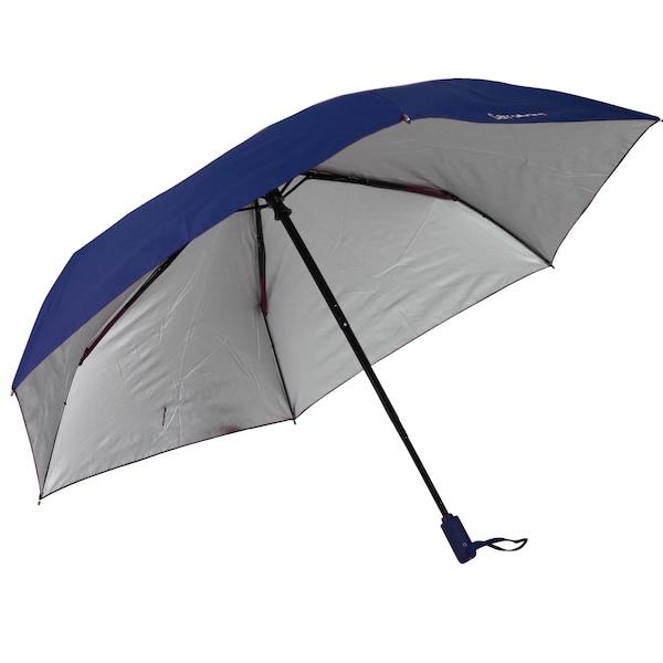 Regenschirme für Frauen - SAMSONITE Accessoires Rainsport Taschenschirm 28 cm dunkelblau silber  - Onlineshop ABOUT YOU