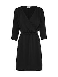 OBJECT Damen Kleid OBJLOHA EVELINA schwarz | 05710639121780