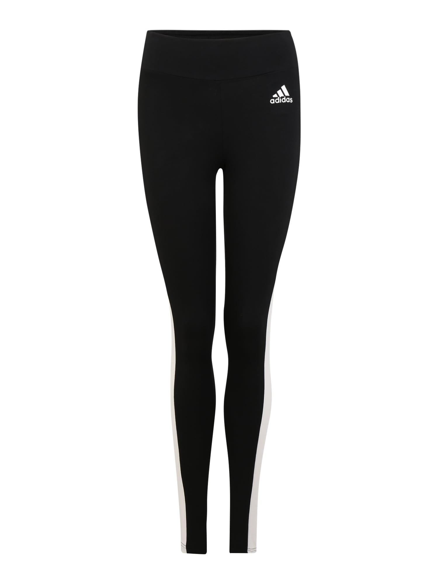 ADIDAS PERFORMANCE Sportinės kelnės 'W SP Tight Ver' juoda