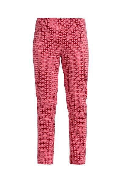 Hosen für Frauen - LauRie Stoffhose 'Kelly' rosa feuerrot  - Onlineshop ABOUT YOU