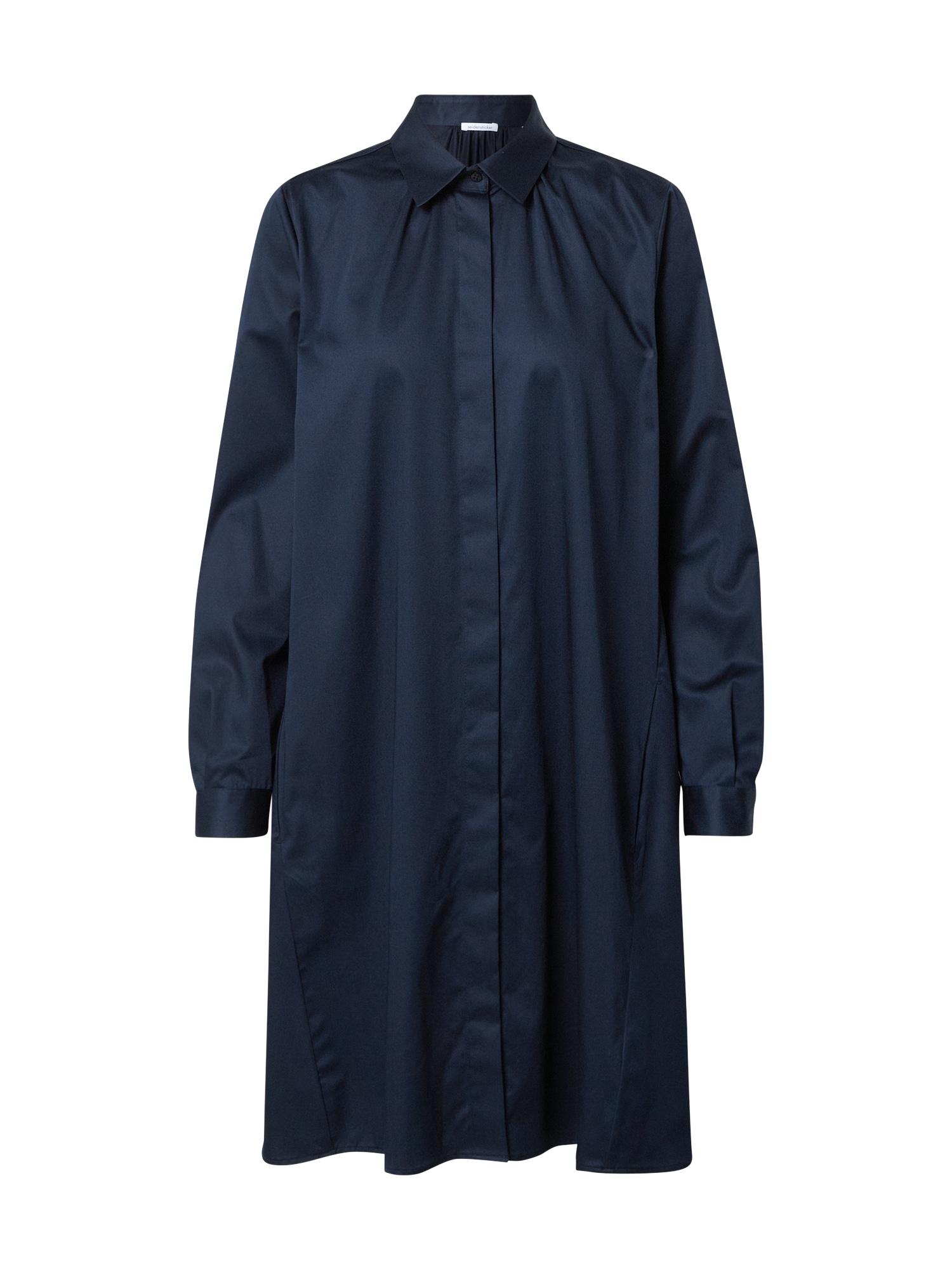 SEIDENSTICKER Košeľové šaty  zafírová