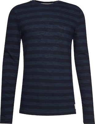 TOM TAILOR DENIM Pullover 'tonal striped crewneck'