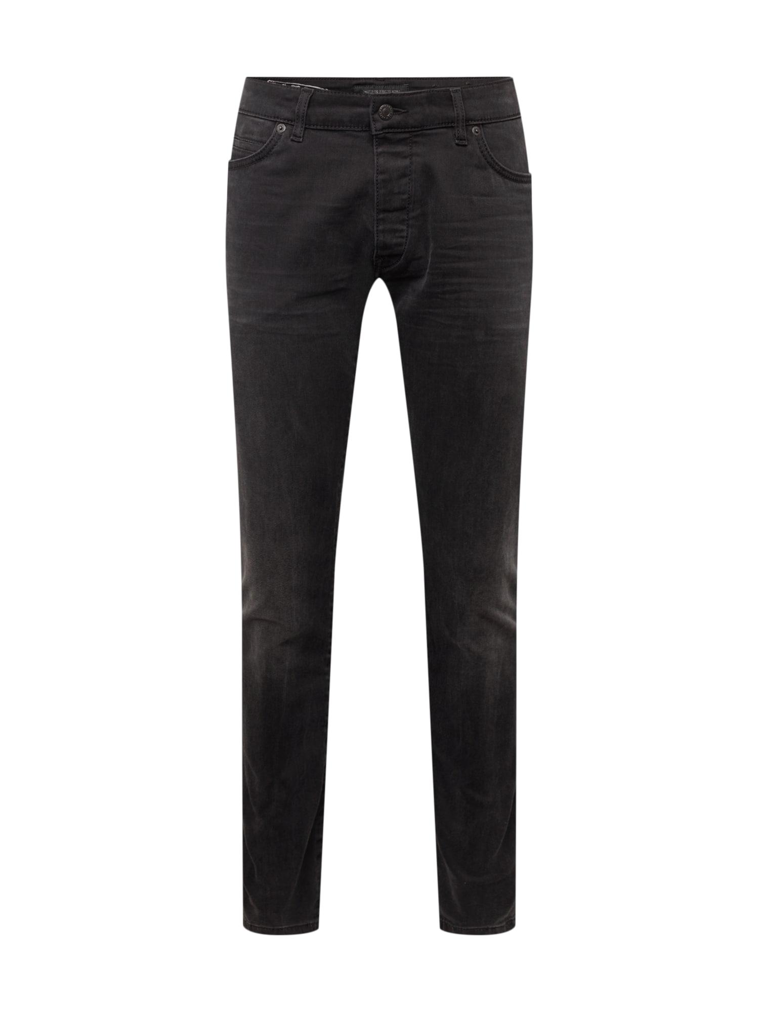 DRYKORN Džinsai 'JAZ' juodo džinso spalva