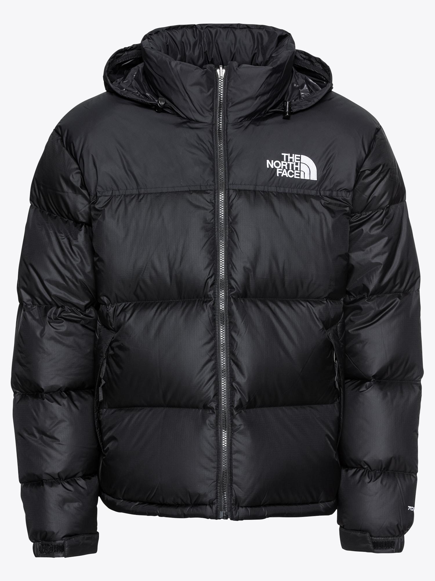 THE NORTH FACE Zimní bunda 'M 1996 RTO NUPTSE JKT'  černá