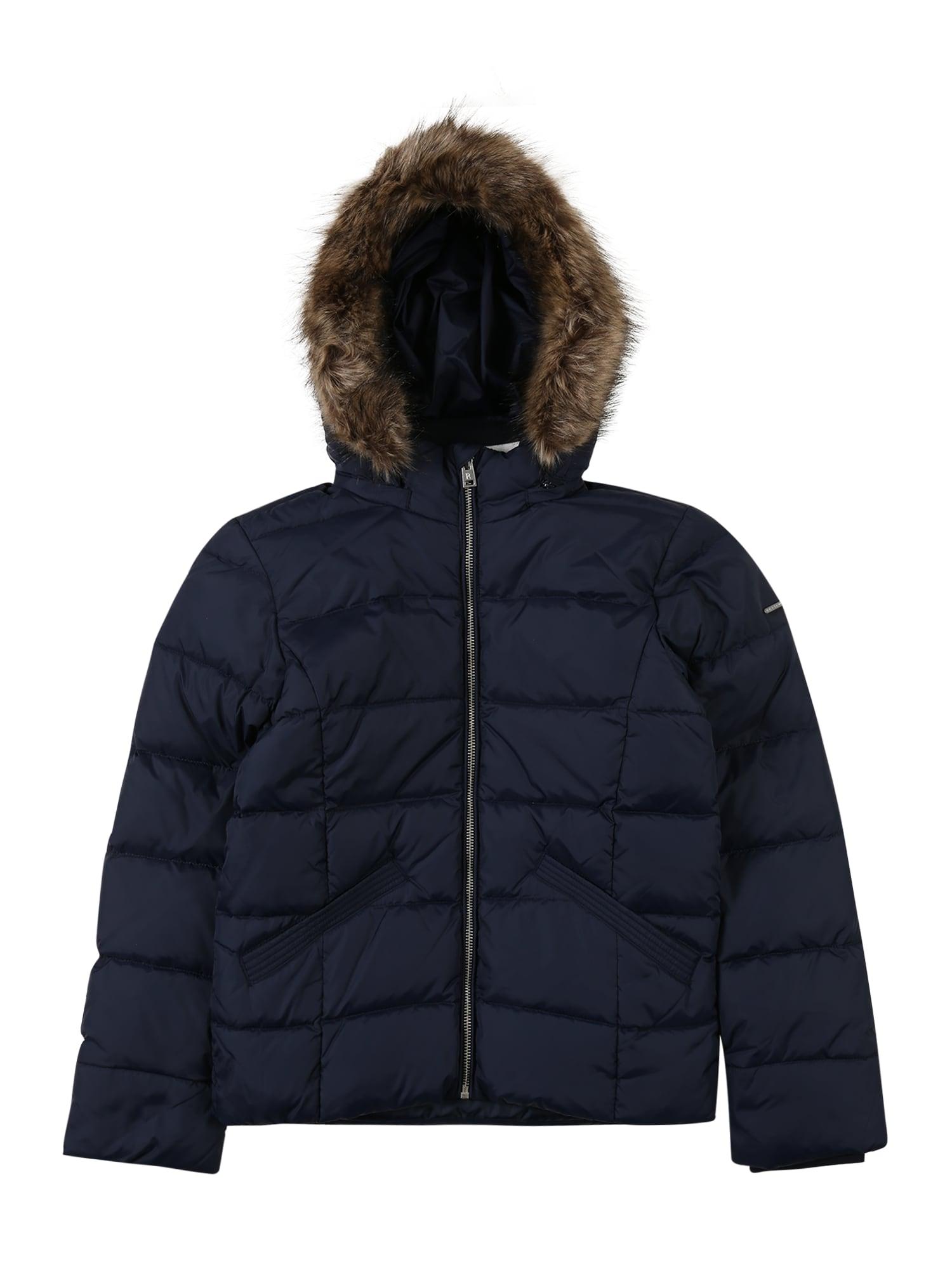 REVIEW FOR TEENS Zimná bunda 'TG-19-J902'  námornícka modrá