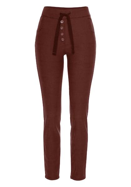 Hosen für Frauen - BOYSEN'S Boysen's 7 8 Hose rostbraun  - Onlineshop ABOUT YOU