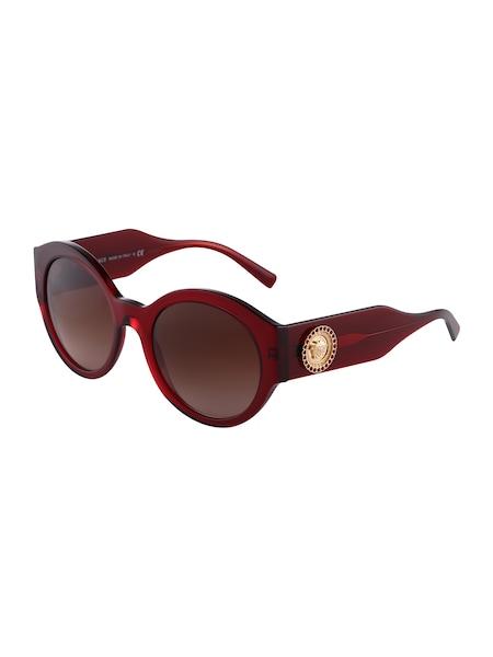 Sonnenbrillen für Frauen - Sonnenbrille '0VE4380B' › Versace › gold rot  - Onlineshop ABOUT YOU