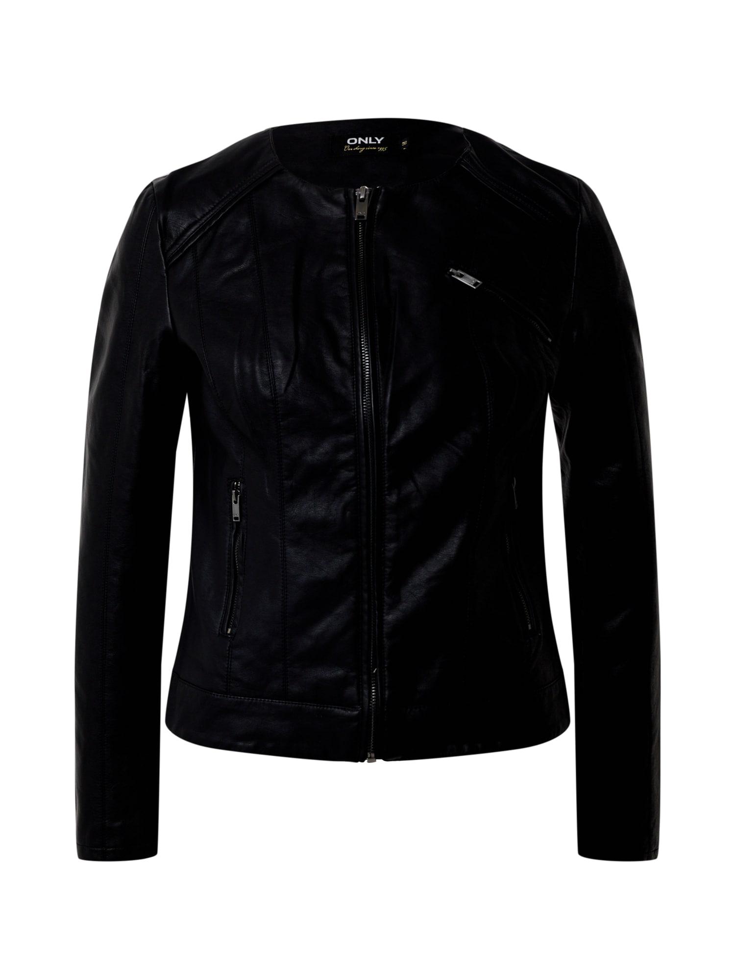 ONLY Prechodná bunda 'ONLNEWCATHY'  čierna
