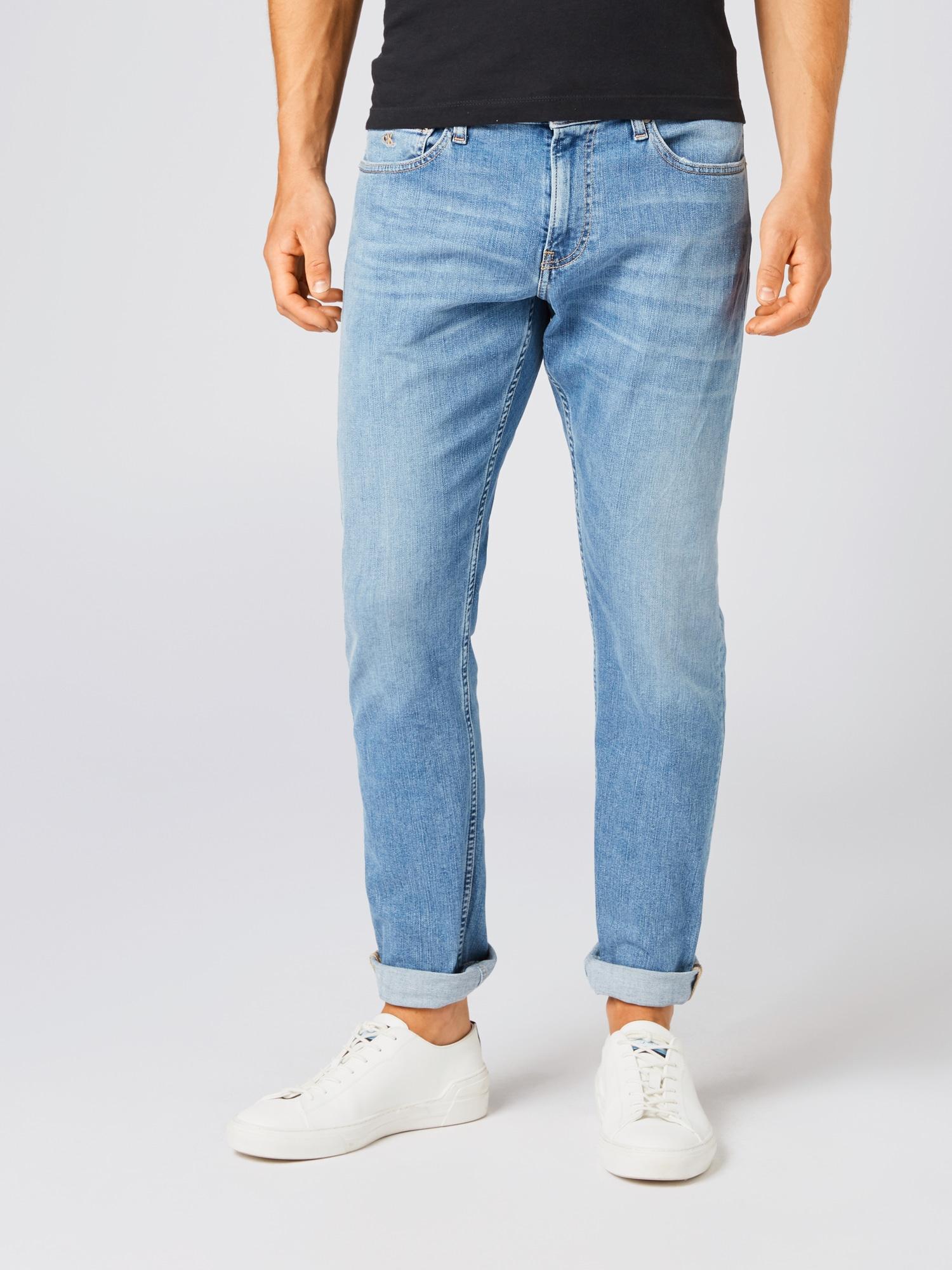 Calvin Klein Jeans Jeans 'CKJ 026'  blå denim