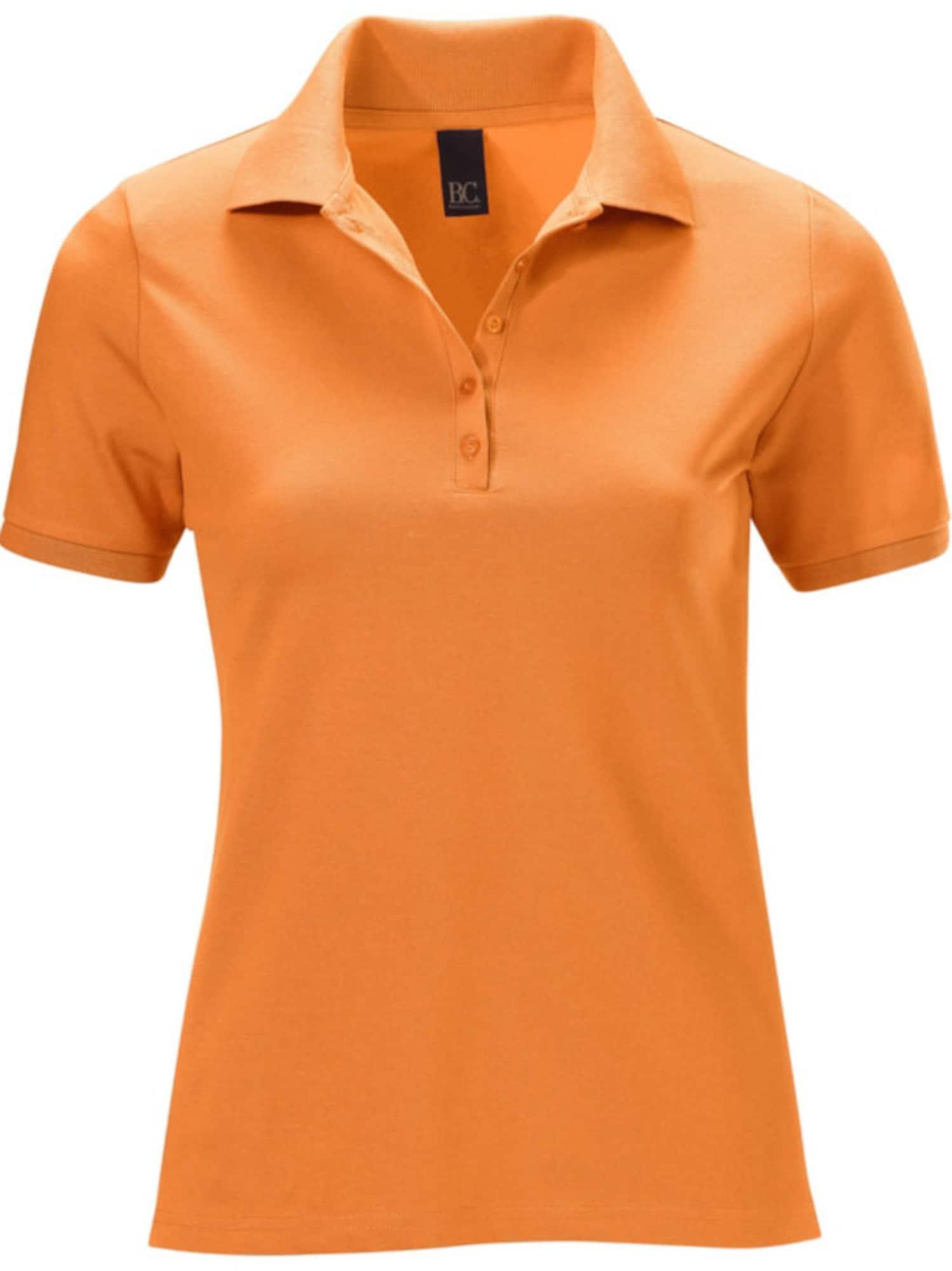 heine Tričko  oranžová