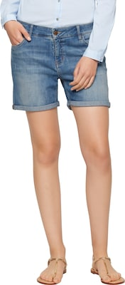 BOSS ORANGE Denim Shorts 'Hershey'