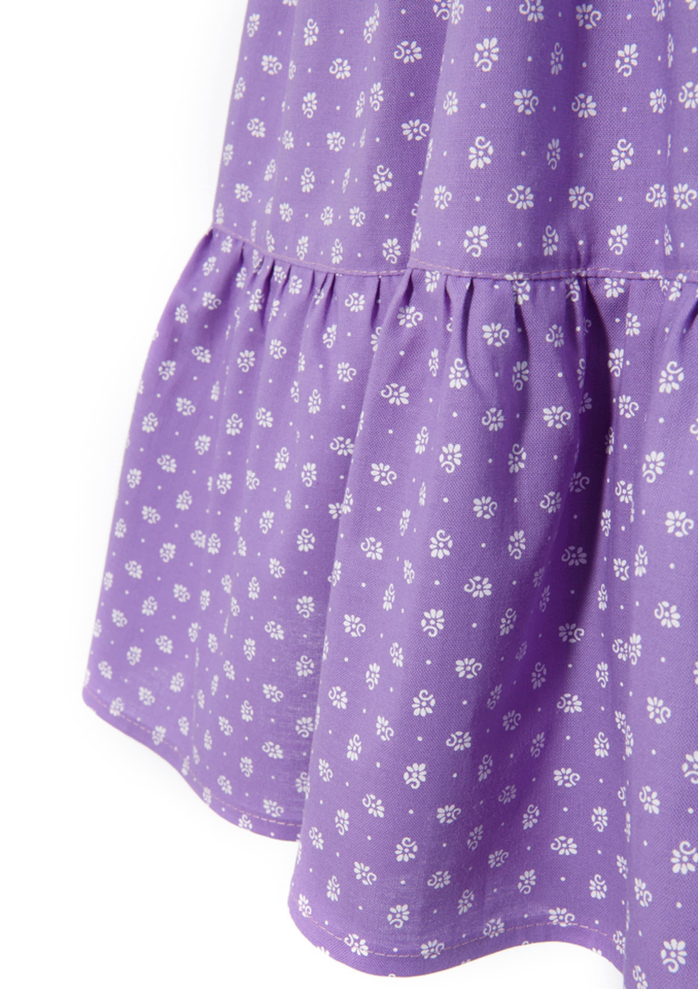 Kinder,  Mädchen,  Kinder HANNAH Trachtenkleid weiß | 09009579022971