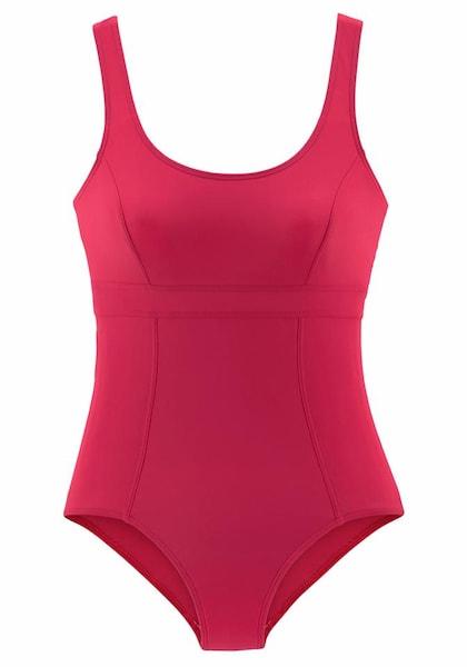 Bademode für Frauen - LASCANA Badeanzug pink  - Onlineshop ABOUT YOU