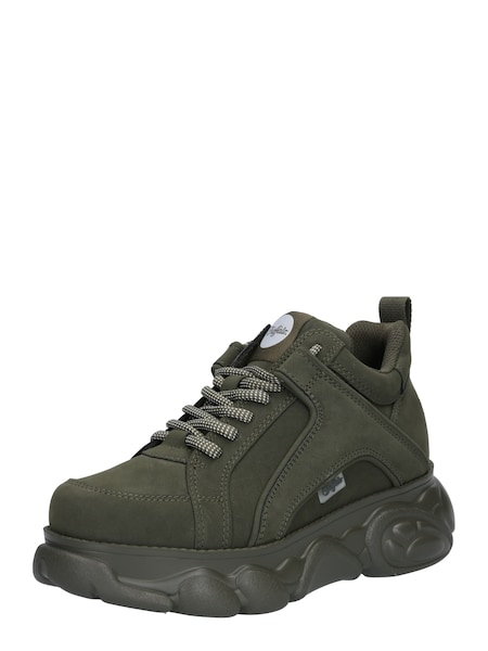 Sneakers für Frauen - BUFFALO Sneaker 'Corin' khaki  - Onlineshop ABOUT YOU