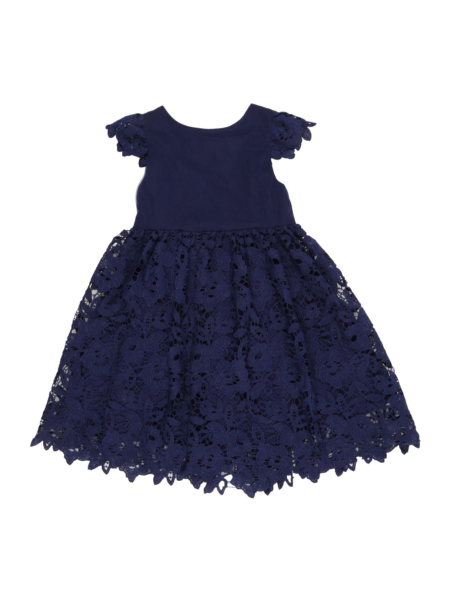 Šaty Elizabeth modrá Chi Chi Girls