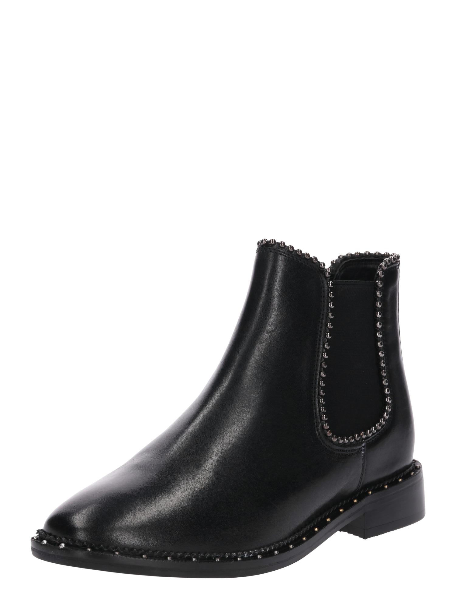 Chelsea boty černá BRONX