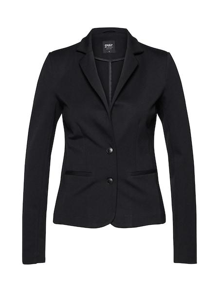 Jacken für Frauen - ONLY Blazer 'POPTRASH' schwarz  - Onlineshop ABOUT YOU